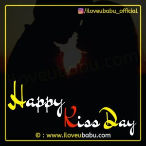 Kiss Day Kab Hai Date 2021