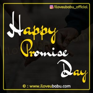 Promise Day Kab Hai Date 2021