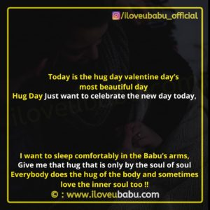Hug Day Images Quotes In English